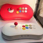 東京ゲームショウでNEOGEOアーケードスティックプロが展示