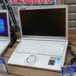 イオシスでレッツノートNX3、NX4が税込25,800円〜で販売中